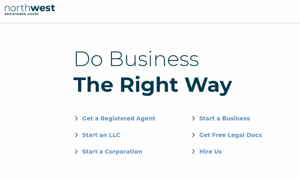 business in the right way
